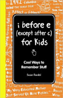 BookReview i before e (except after c)  for kids by Susan Randal