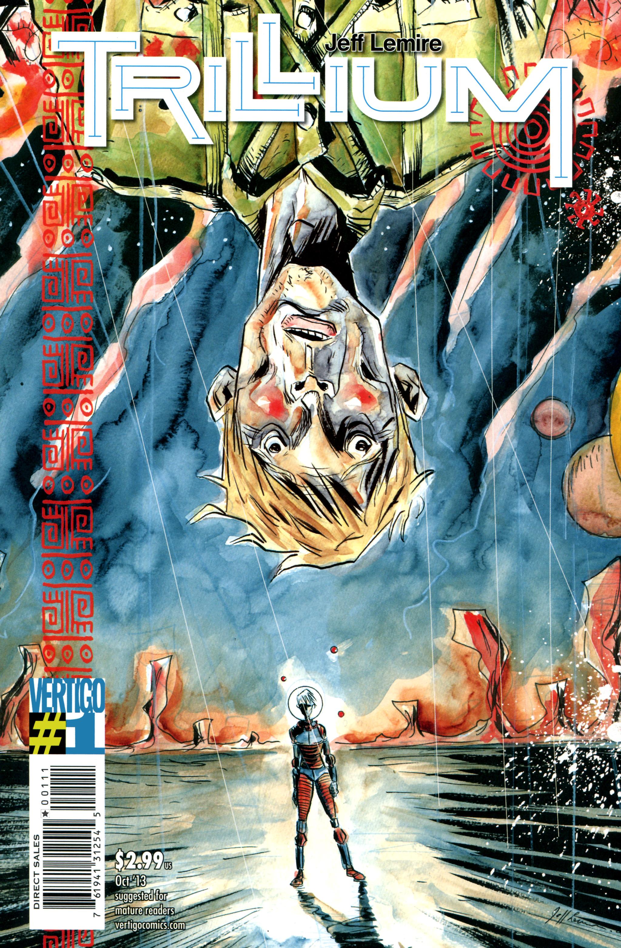 Read online Trillium comic -  Issue #1 - 1
