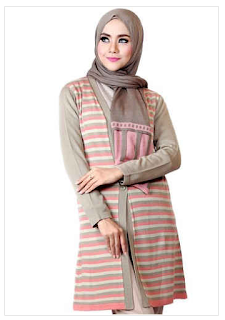 Foto Busana Muslim Model Terbaru Update