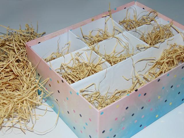 jak zrobić ślubne pudełko