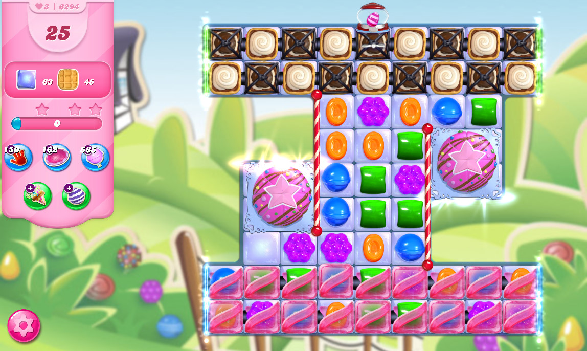 Candy Crush Saga level 6294