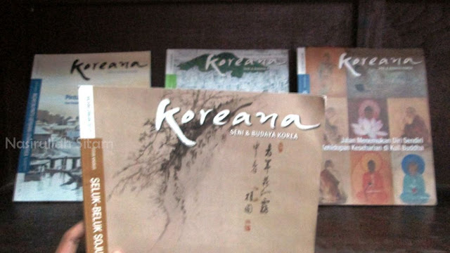 Majalah Koreana; Seni & Budaya Korea