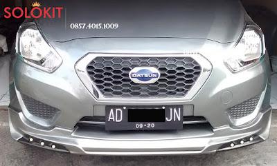 Bodykit Datsun Go+ | SOLO ABS Bodykit Plastic