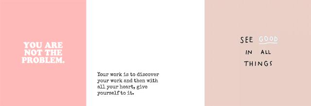 Quotes positivas - Leite com biscoitos blog