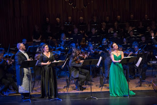 Christoper Turner, Rebecca Lodge, Ermonela Jaho & BBC Symphony Orchestra (c) Russell Duncan
