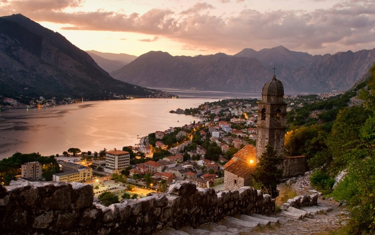 Top 10 Wonders of the Mediterranean World - Kotor, Montenegro