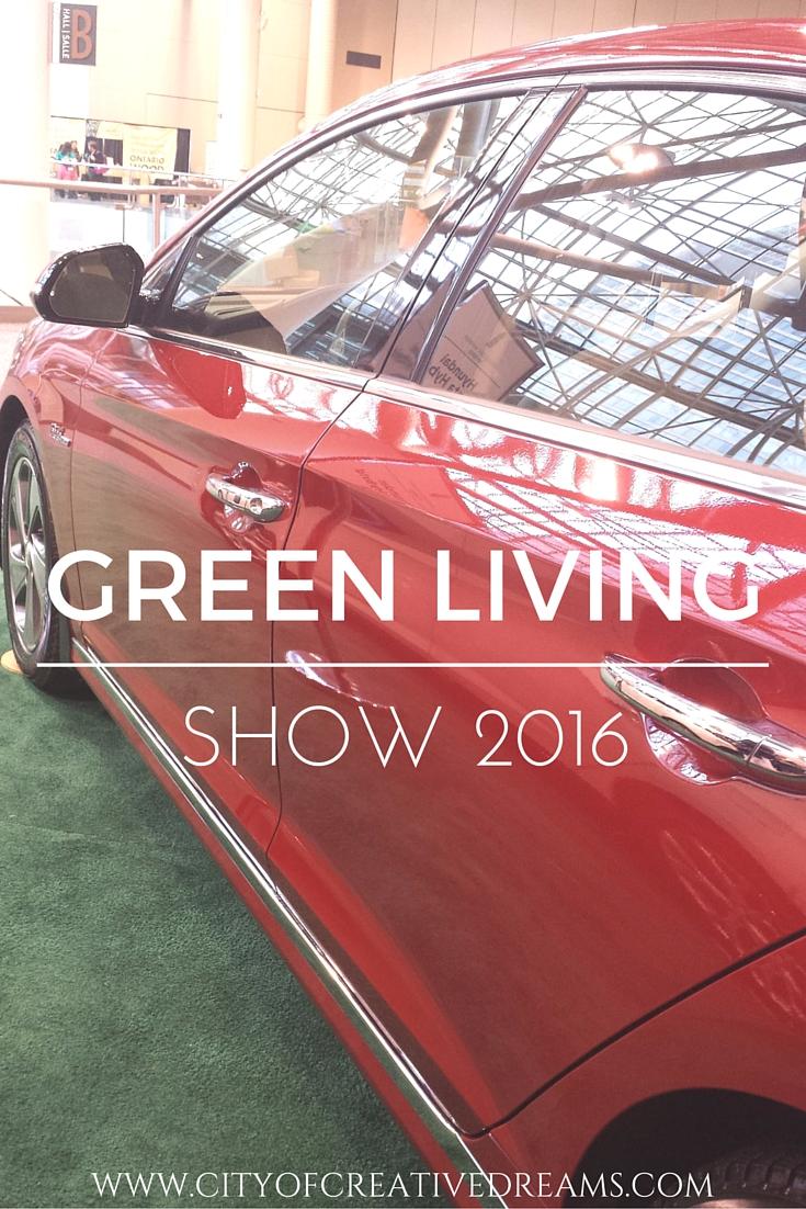 Green Living Show 2016   City of Creative Dreams