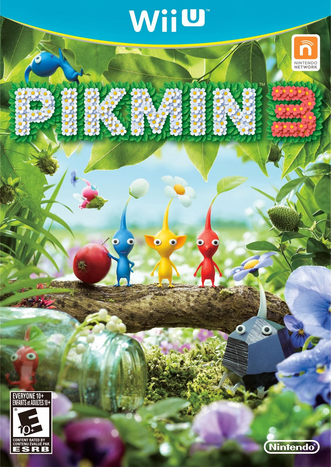Anarchy In The Galaxy Wii U Review Pikmin 3
