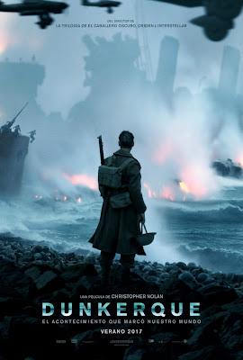 Dunkerque Vídeo Review. Nolan se va a la guerra