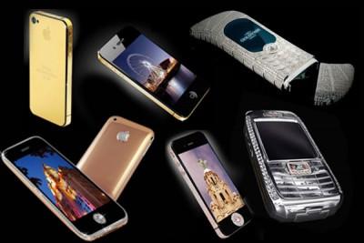 Ini Dia 5 Ponsel Termahal di Dunia