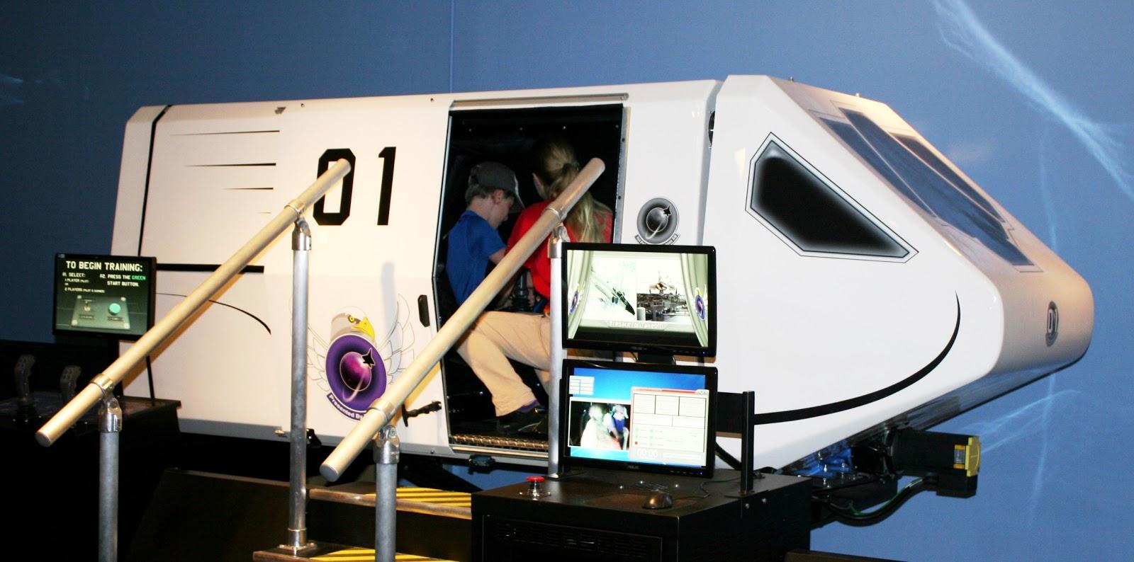 adler planetarium space shuttle simulator - photo #44