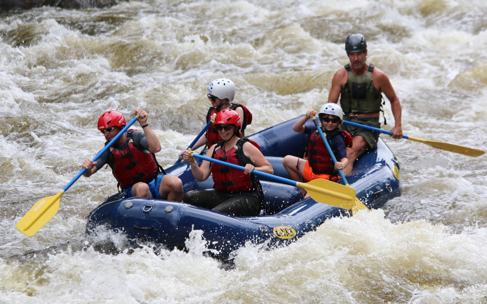 The Bowman Chronicles Kc To Gsm Whitewater Rafting