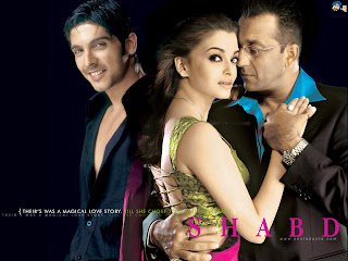 Sanjay Dutt Aishwarya Rai And Zayed Khan