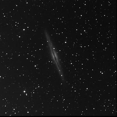 RASC Finest galaxy NGC 891 luminance