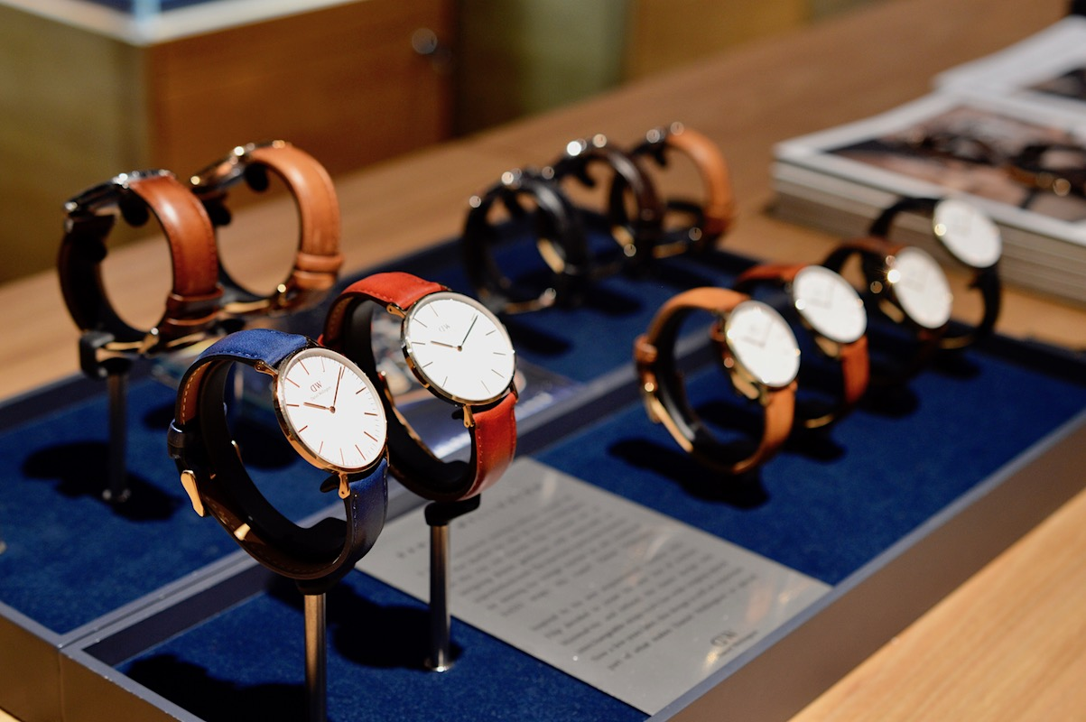 Daniel Wellington New York Store