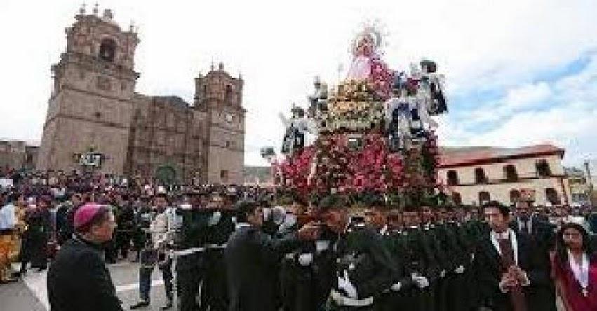 El 12 y 13 de Febrero de 2018 serían declarados feriado con motivo de la festividad Virgen de la Candelaria