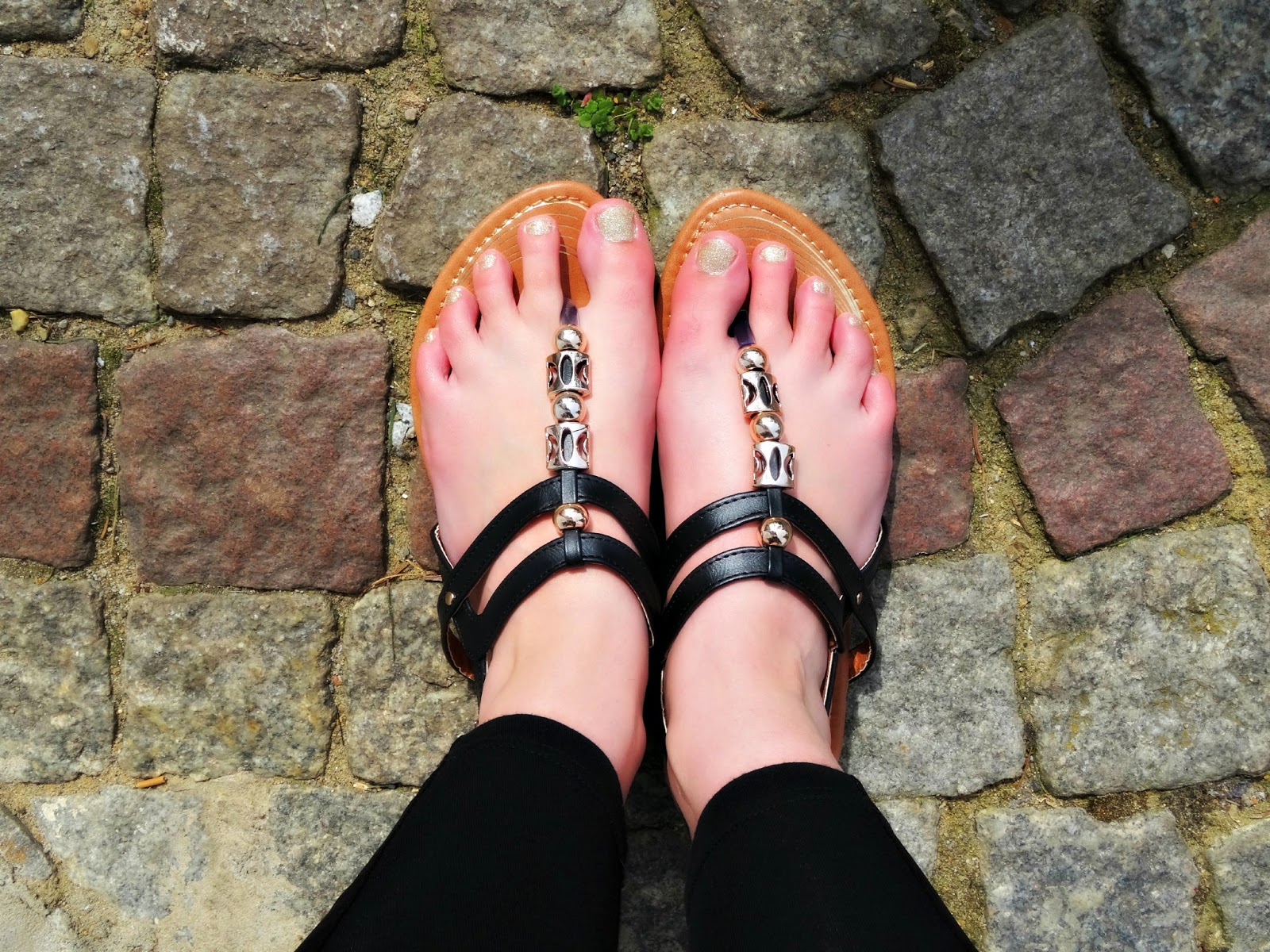 Keddo Betsy summer sandals review