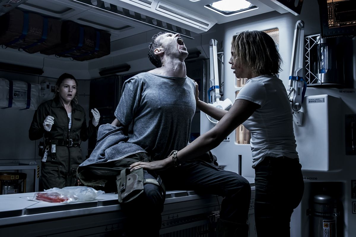 ALIEN COVENANT  - película