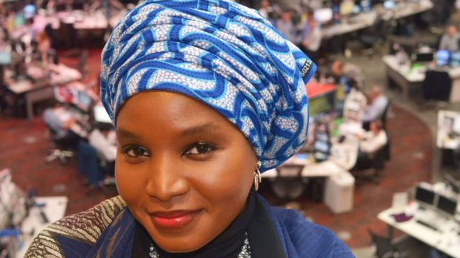 Nigeria's Amina Yuguda wins BBC World News Komla Dumor award