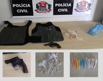 POLÍCIA CIVIL REALIZA OPERAÇÃO DE COMBATE AO TRÁFICO DE DROGAS EM REGISTRO-SP