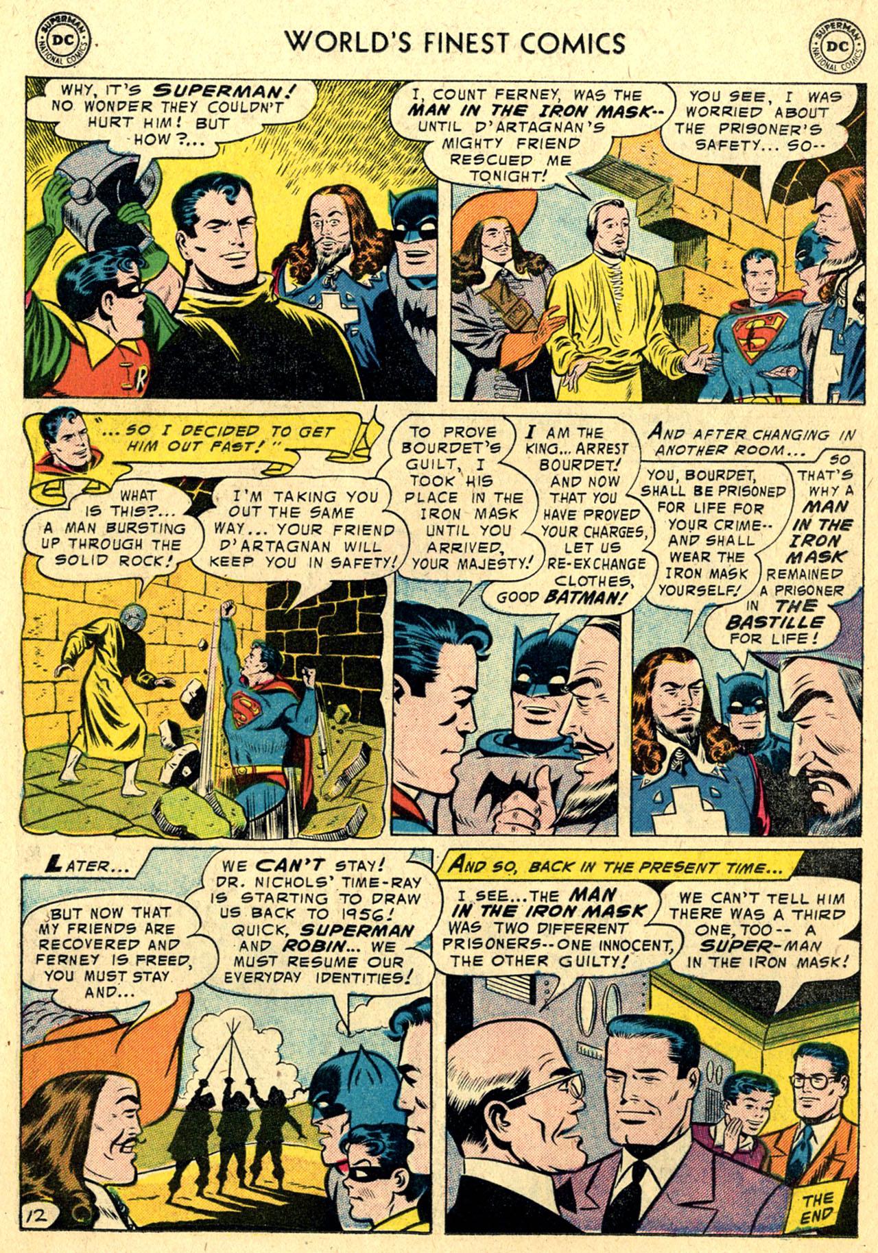 Read online World's Finest Comics comic -  Issue #82 - 14