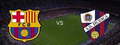 مشاهدة مباراة برشلونة وهويسكا اليوم بث مباشر فى الدورى الاسبانى