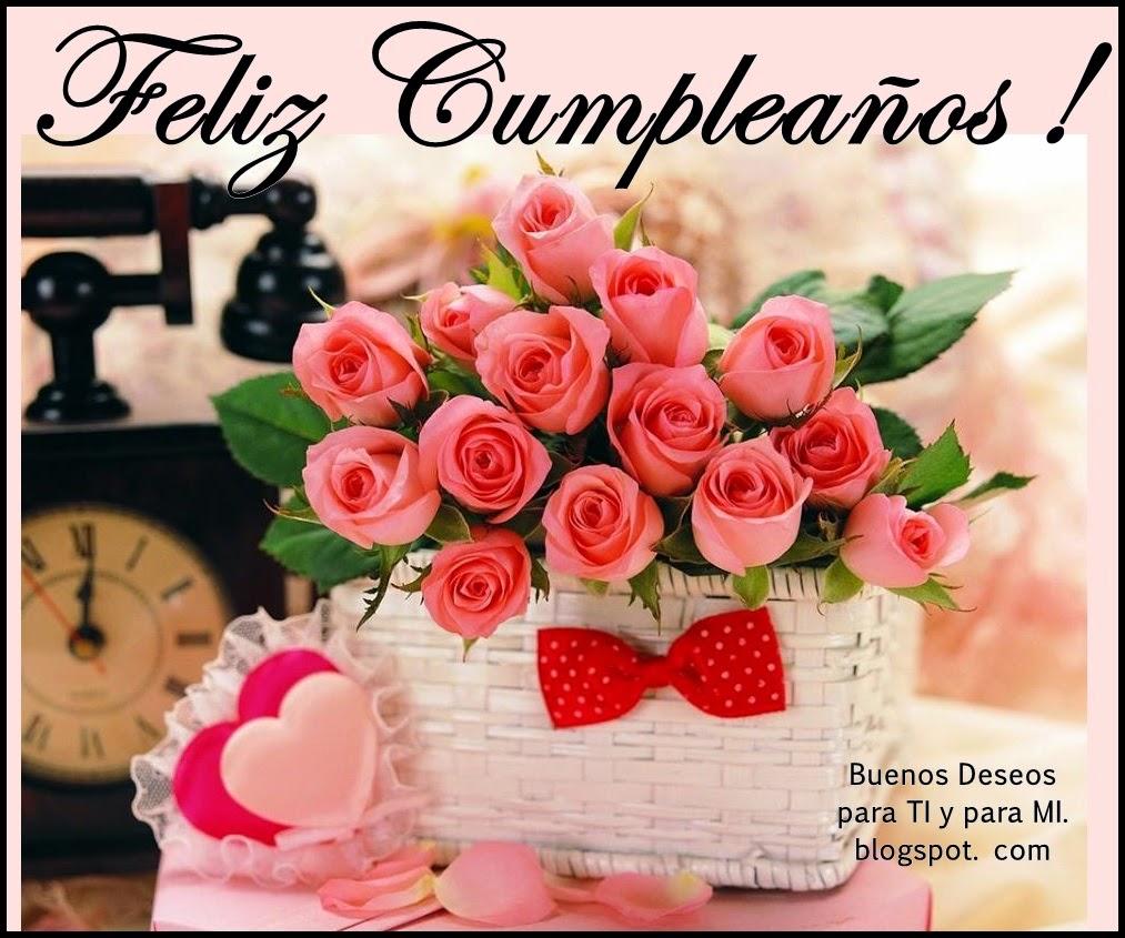 Imagenes Rosas Para Cumpleaños