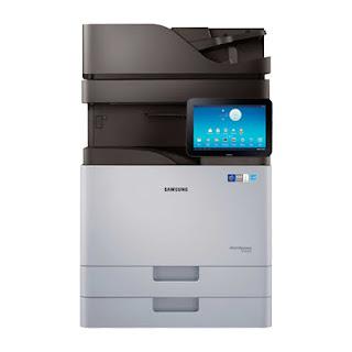 Samsung MultiXpress SL-X7600LX Color Laser Multifunction Printer Driver Download