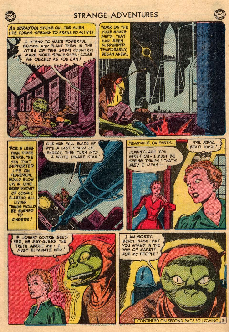 Strange Adventures (1950) issue 3 - Page 42