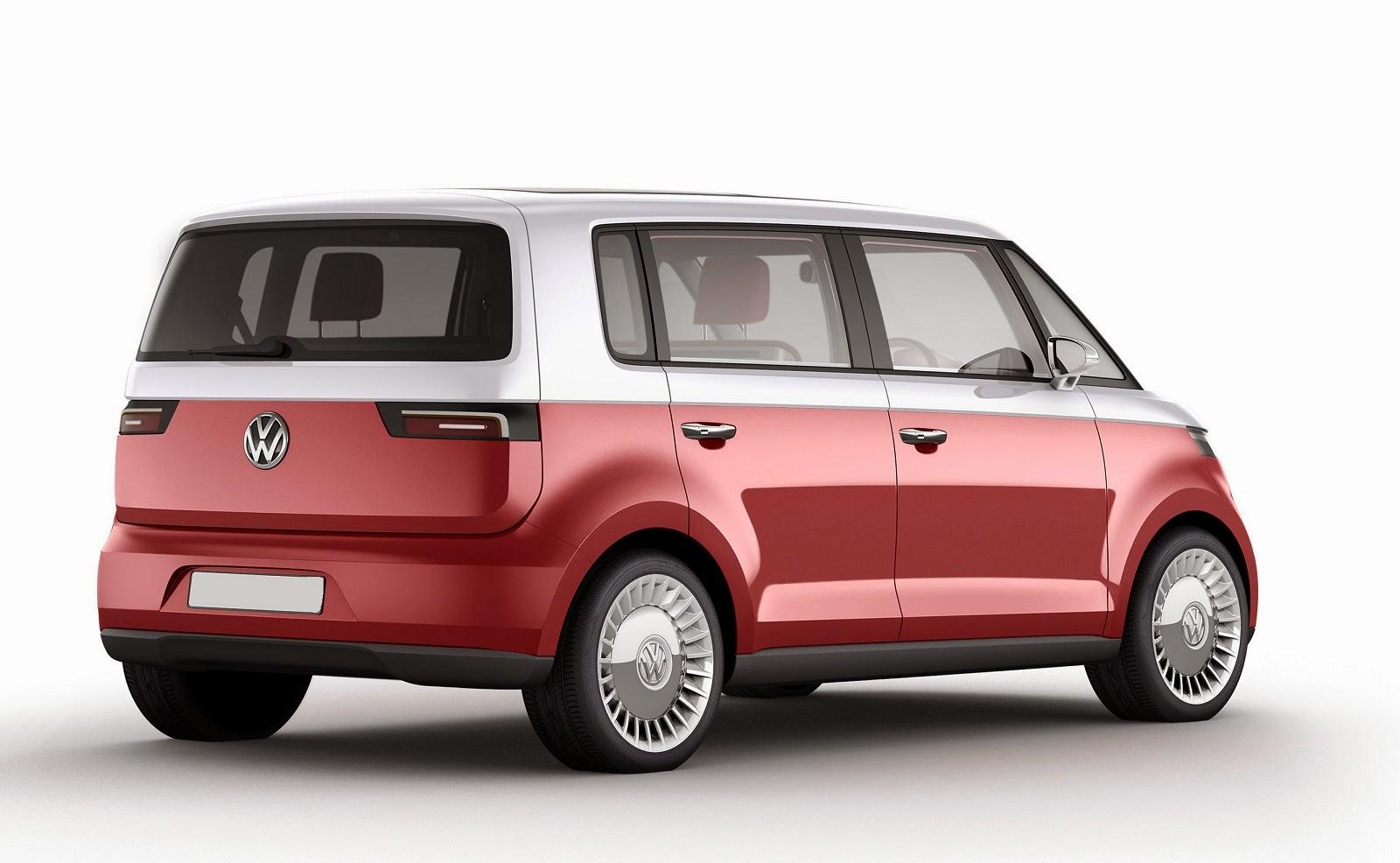features 2014 volkswagen bulli autos post. Black Bedroom Furniture Sets. Home Design Ideas