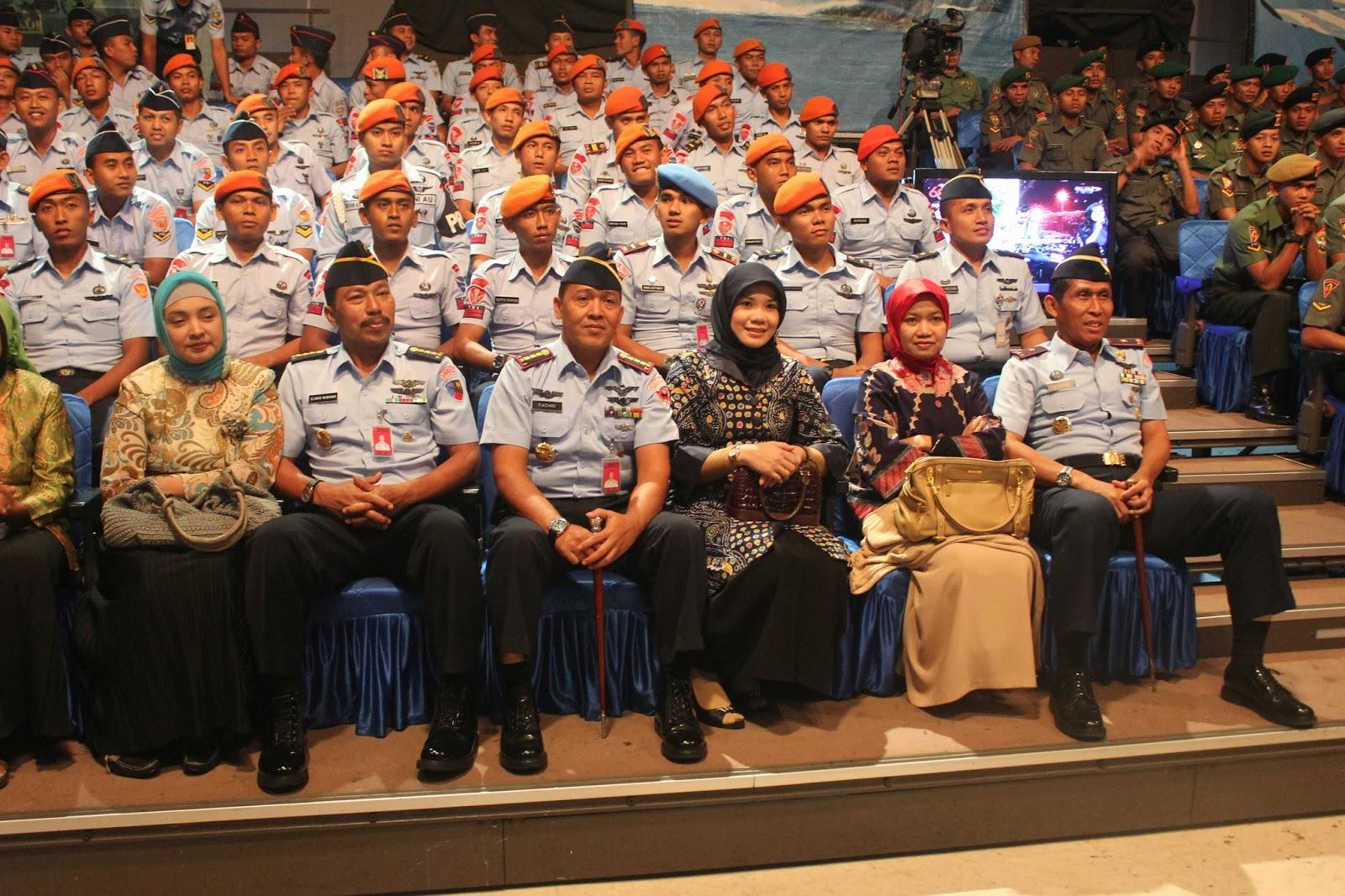 Kegiatan Kamera Ria Di Stasiun Tvri Senayan Menampilkan Profil Lanud Atang Sendjaja