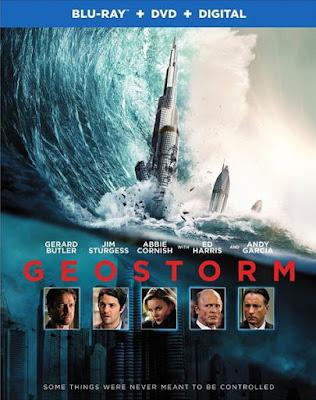 Geostorm 2017 Eng BRRip 480p 150mb ESub HEVC x265