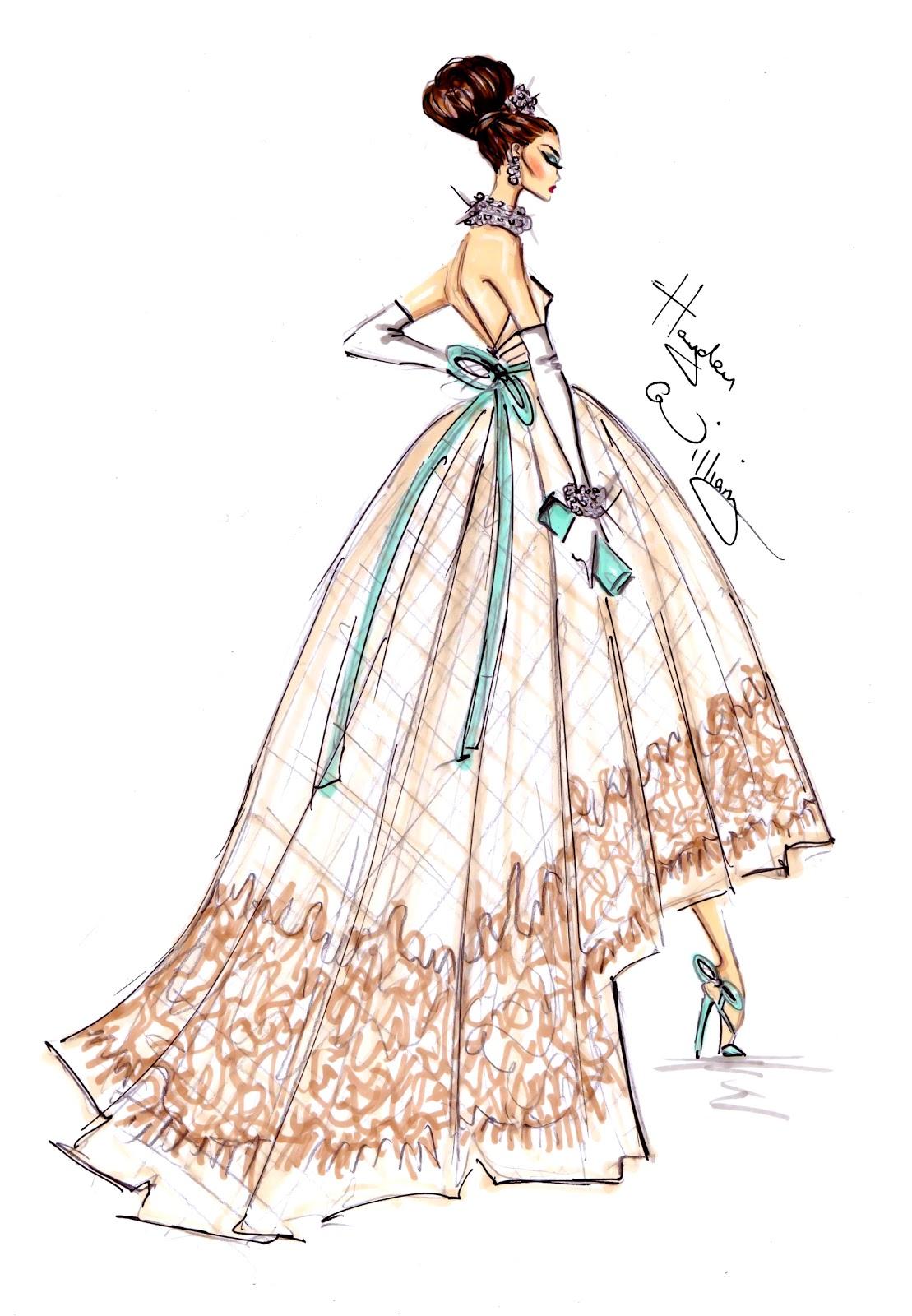 Hayden Williams Fashion Illustrations: December 2012