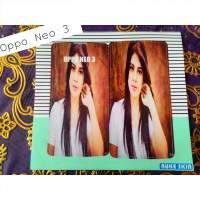 Contoh Skin Handphone  Oppo Neo 3