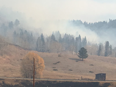 Junkins Fire photo