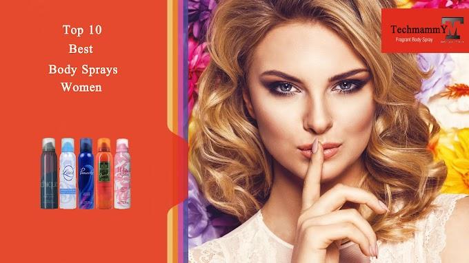 Top 10 Best Body Sprays For Women