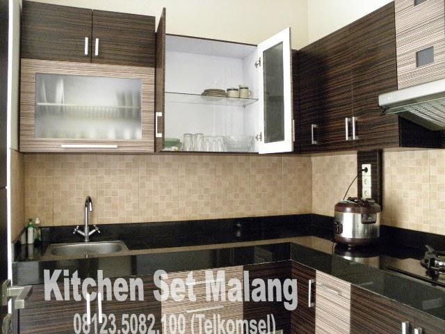 Kitchen Set Minimalis Murah Di Malang Harga Kitchen Set Minimalis