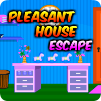 AvmGames Pleasant House Escape