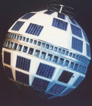 Satelit yang diluncurkan Amerika