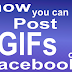 Post Gifs On Facebook