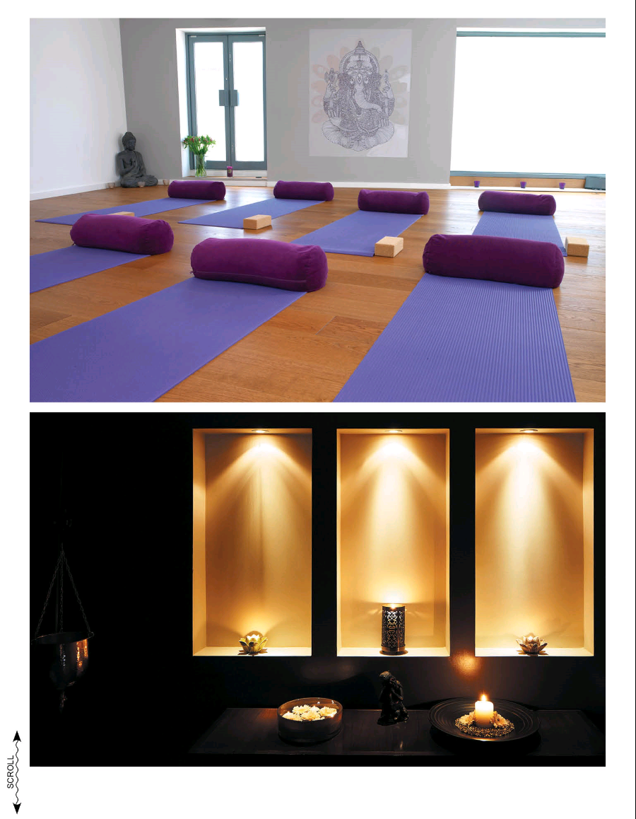 Amazing Spaces, OM Yoga Magazine