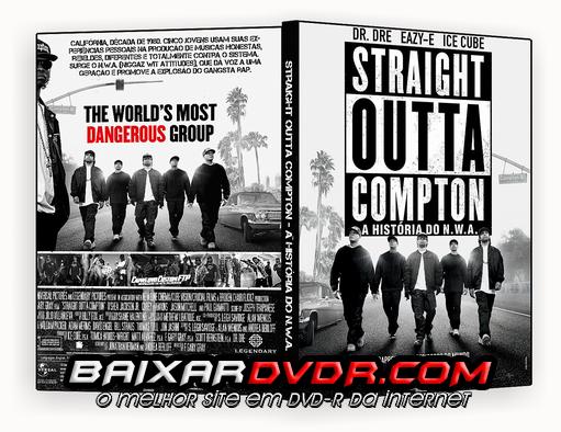 STRAIGHT OUTTA COMPTON – A HISTORIA DO N.W.A. (2016) DUAL AUDIO DVD-R OFICIAL