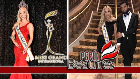 Miss Grand Wales 2018