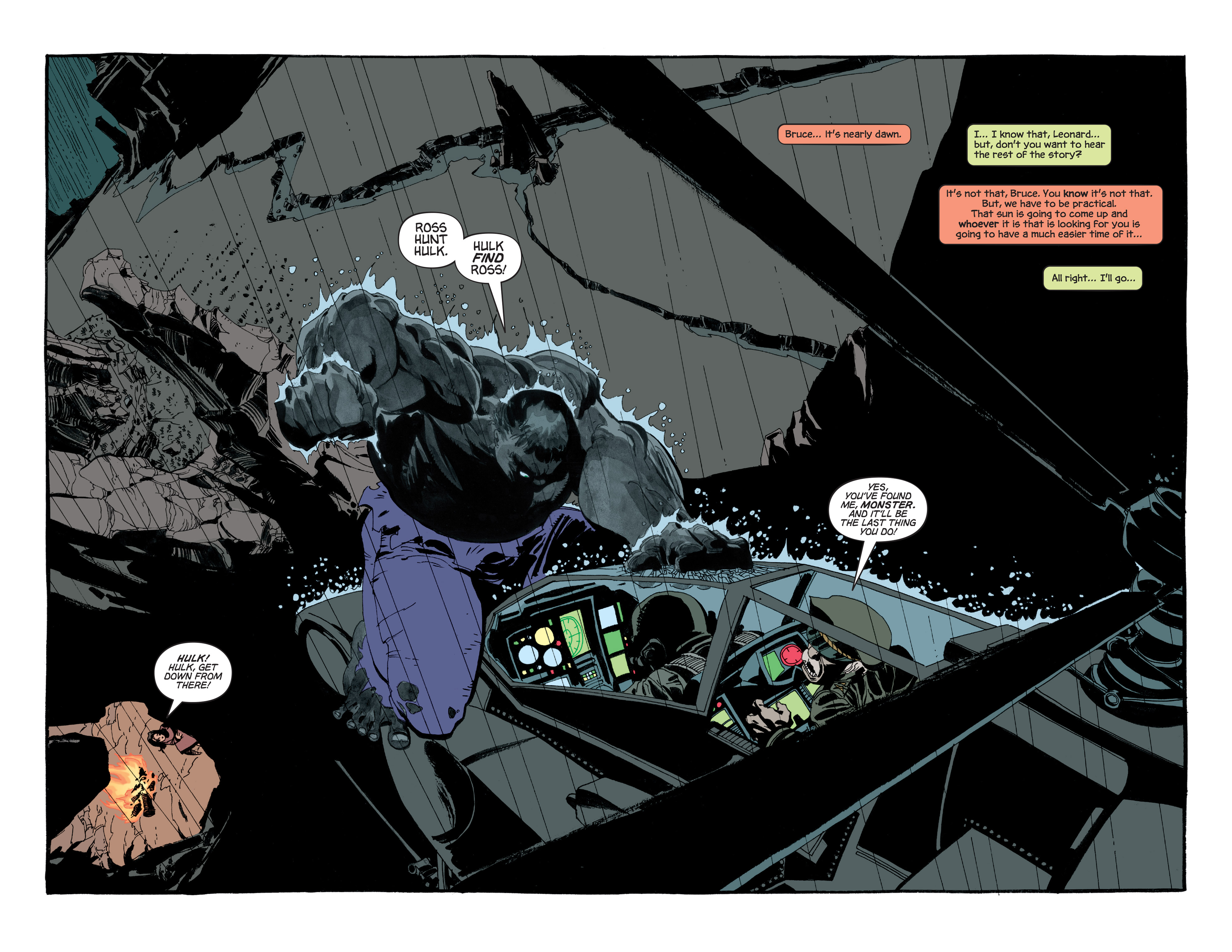 Read online Hulk: Gray comic -  Issue #6 - 4