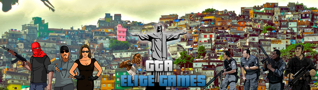Bem vindo GTA  Elite Games