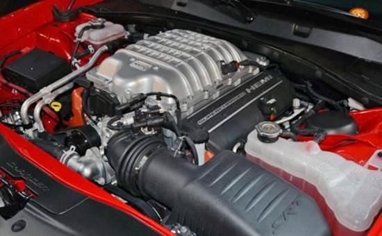 2017 Dodge Magnum Hellcat Concept