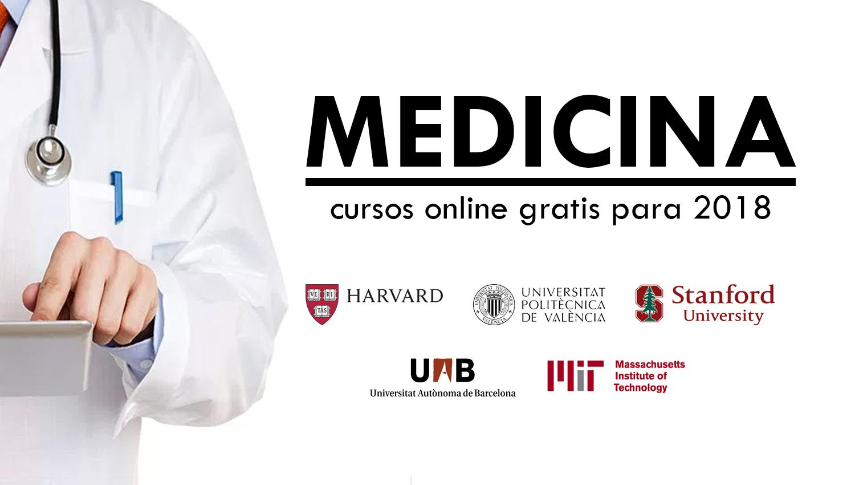 25 cursos gratis de Medicina Humana que inician en 2018 | Oye Juanjo!