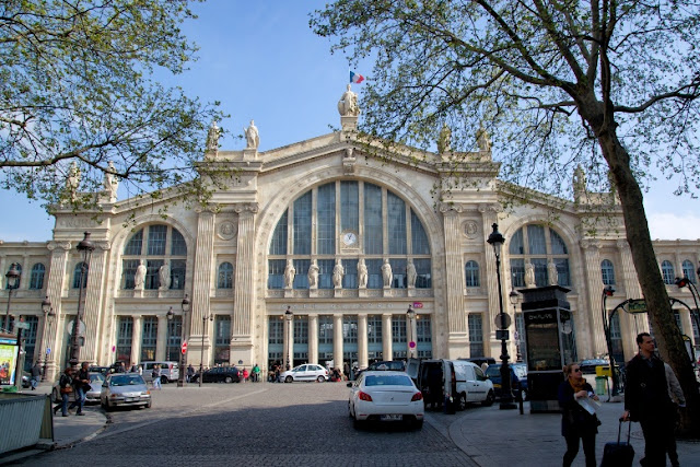 Places in Gare do Nord for Getting Paris Taxi Service