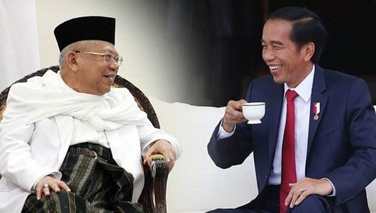 Rekapitulasi KPU Selesai, Jokowi-Ma'ruf Menang di 21 Provinsi