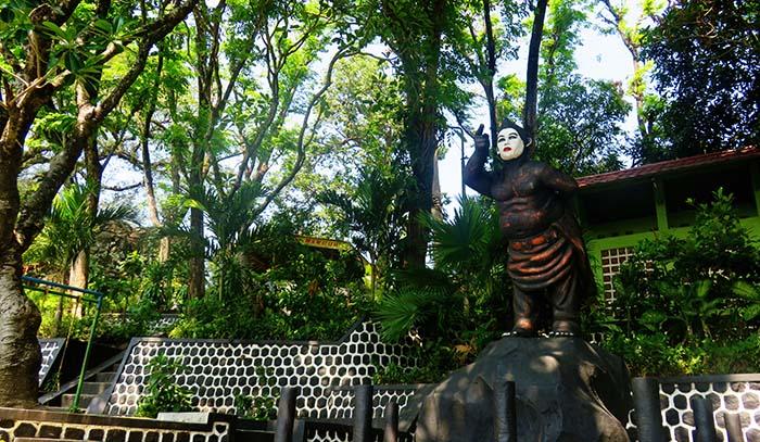 Taman Plintheng Semar; Wonogiri